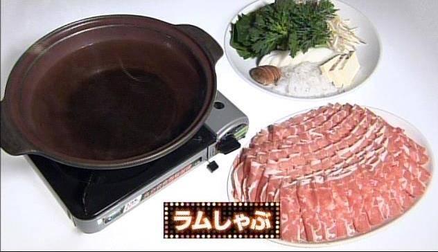 え?しゃぶしゃぶはもともと羊肉だった?北海道熱愛グルメ、ラムしゃぶ