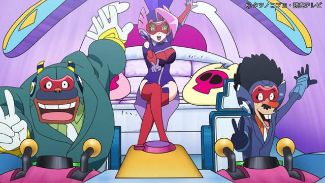 KinKi Kidsが歌う『タイムボカン逆襲の三悪人』の主題歌がカッコイイ!