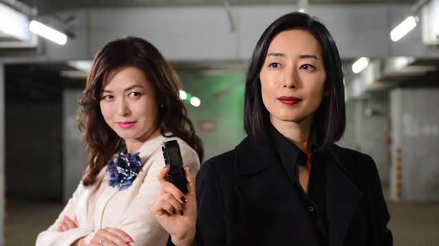木村多江VS横山めぐみ、その黒幕に「まさかお前か!」の声 『ブラックリベンジ』