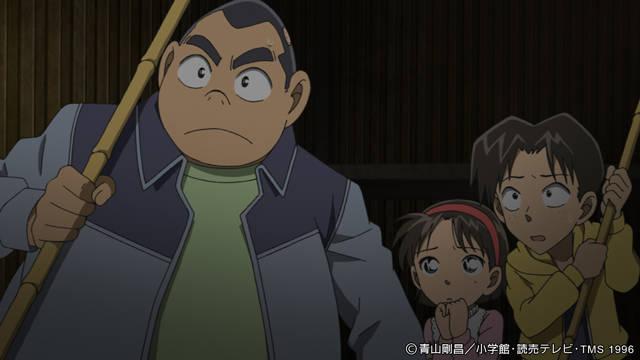 新キャラ・若狭先生がカッコいい!と人気上昇中『名探偵コナン』
