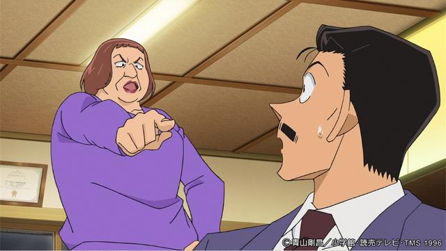 毛利小五郎の弟子が増える!おっちゃんへツッコミの嵐『名探偵コナン』