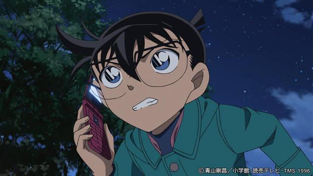 小五郎のおっちゃんのカッコイイ姿に黄色い悲鳴!『名探偵コナン』