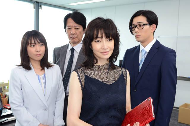 『部長 風花凜子の恋』でりょうが演じる上司像に「かっこよくて可愛い」と最高の褒め言葉!