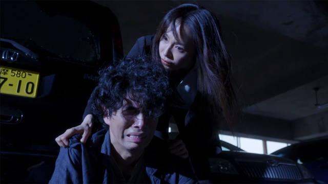 山口紗弥加、安藤政信との生々しいキスシーンに「色っぽすぎる!」の声『ブラックスキャンダル』