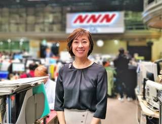 日テレ「news every.」小西美穂キャスターに聞く 阪神・淡路大震災の取材現場から学んだ多くのこと
