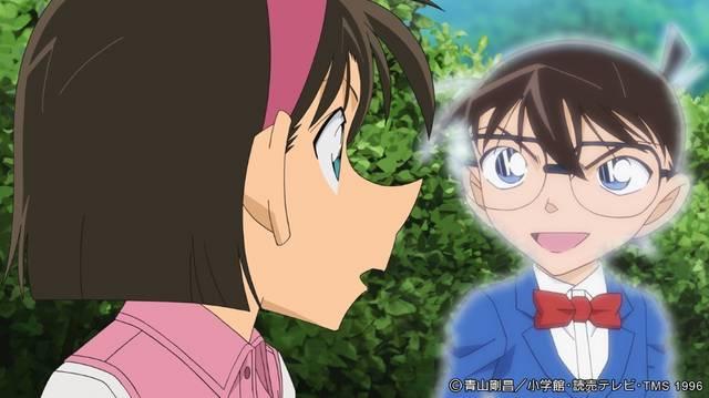 江戸川コナンが3種類!?爆笑の『名探偵コナン 紺青の拳』スピンオフ!