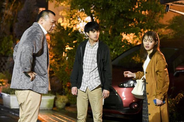 内田理央、ネットの噂に左右され人間関係が崩壊へ!『向かいのバズる家族』