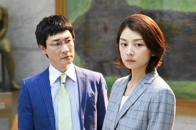 モラハラ男の登場に「共通の敵ができると女の友情は血より濃い」小池栄子主演『わたし旦那をシェアしてた』