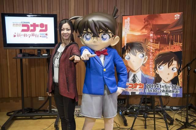 デビュー20周年の倉木麻衣さんに『名探偵コナン愛』を聞いてきた!