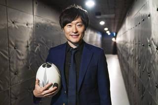 和牛・川西賢志郎「きつい時でも一歩前への精神は、ラグビーから教わった」