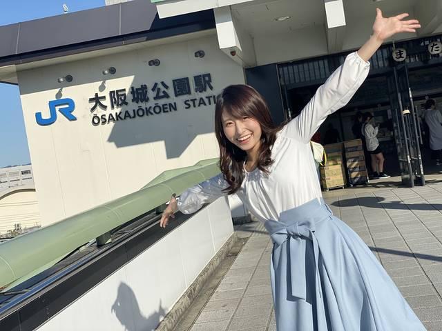今年9月開局!読売テレビの新社屋を新人・佐藤佳奈アナウンサーがご案内!【1】