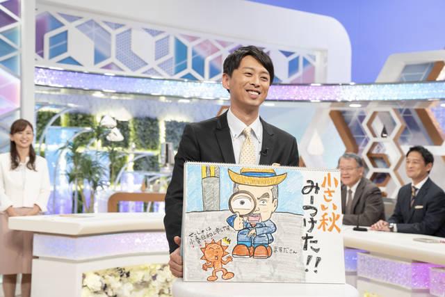 「ミヤネ屋」でおなじみ!気象キャスター・蓬莱大介さんの1日に密着!