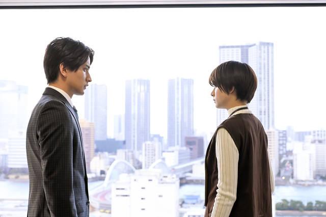 すべての鍵を握る黒幕の出現に「話が壮大になってきた」山本美月主演『ランチ合コン探偵』