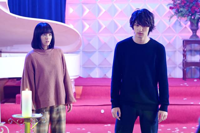 予想外の復讐劇「なんでーーー!?」清野菜名&横浜流星W主演『シロでもクロでもない世界で、パンダは笑う。』