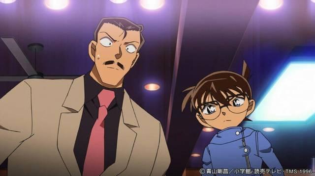 今回の主役は小五郎!? 「俺は毛利小五郎」で始まるアニメ『名探偵コナン』