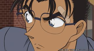 京極真、容疑者になりがち!?激怒する園子に何故かほっこり『名探偵コナン』