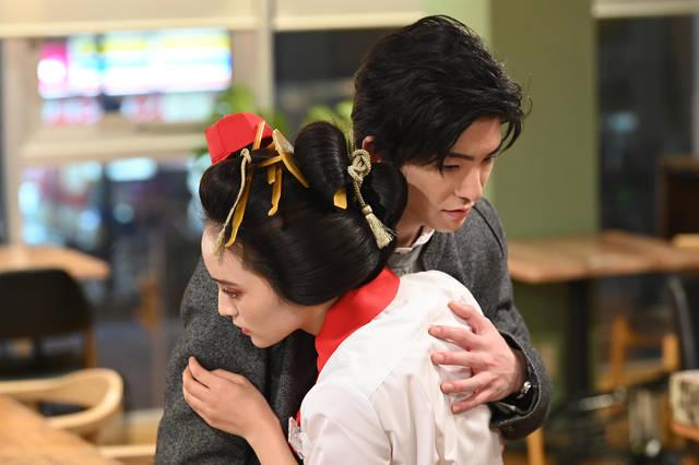 「姐さん最強」時をかける花魁VS恋敵キャバ嬢!岡田結実主演『江戸モアゼル』