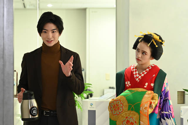 登場人物全員が不器用な恋物語が動き出す!岡田結実主演『江戸モアゼル』