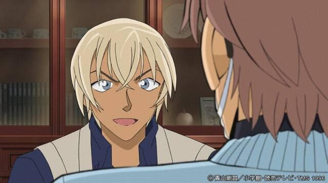 「何してるの⁉」安室透に驚きの声!VS沖矢昴の『名探偵コナン』緋色 の帰還