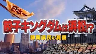 宇都宮から首位奪還!日本一餃子を食べる浜松市には餃子の自販機まであるとかマジか!