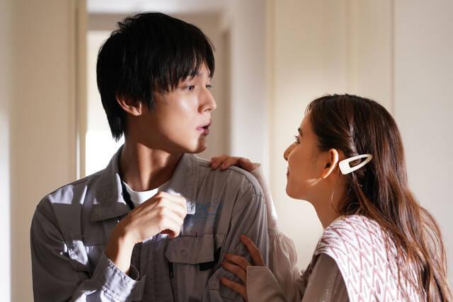 葵(新木優子)の不意打ちに柊(中川大志)がキュン死!「最高デス!」『ボクの殺意が恋をした』最終回