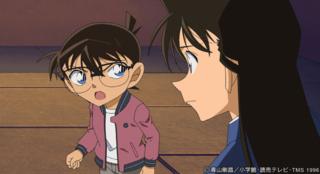 ナマコ男やアヌビス…アニメ『名探偵コナン』の印象的すぎるアイテムが話題!