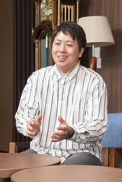笹谷健悟ディレクター