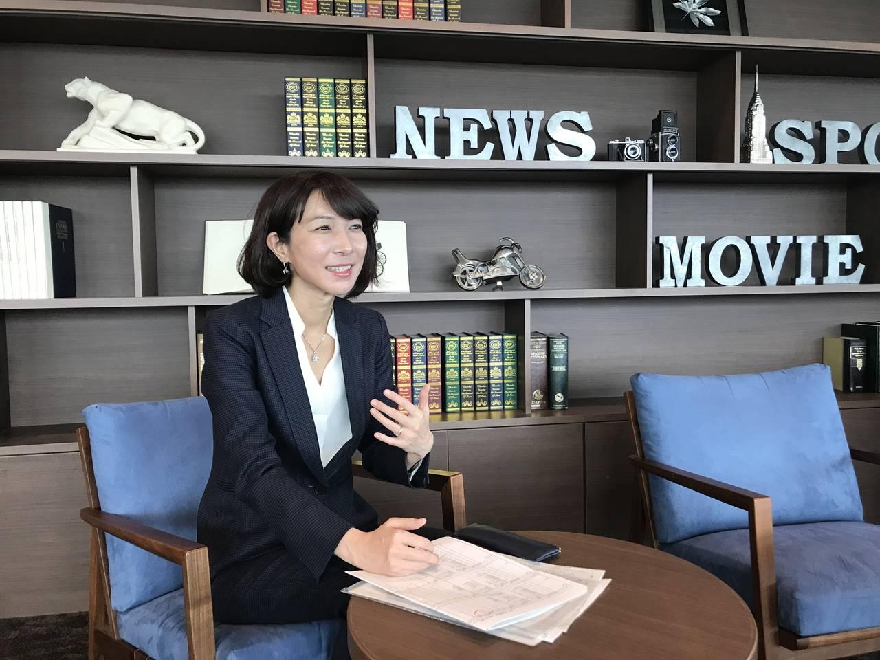 横須賀ゆきの記者